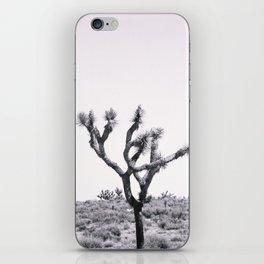 Joshua Tree Monochrome, No. 2 iPhone Skin
