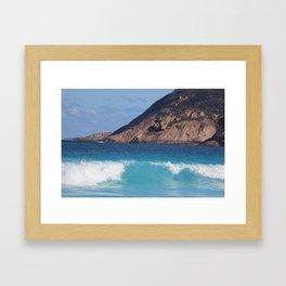 Lucky Bay, Cape Le Grand National Park Framed Art Print