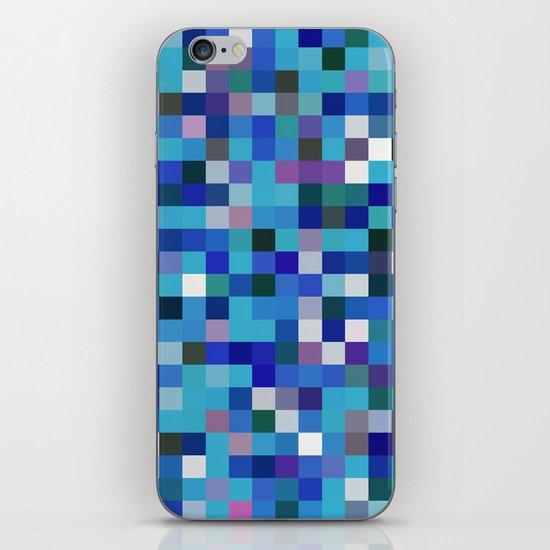 Pixel Painting iPhone & iPod Skin