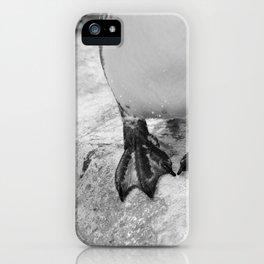 Awkward Penguin iPhone Case