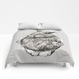 fluffy Comforters