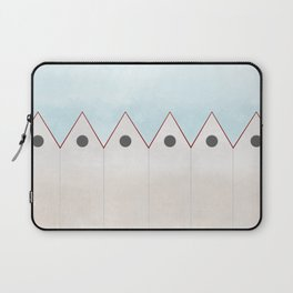 Simple Housing - love them all  Laptop Sleeve