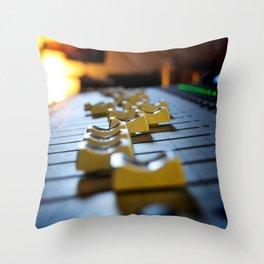 Move Me. Throw Pillow