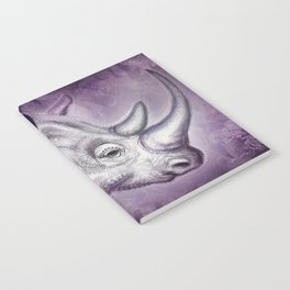 The Great White Rhinoceros Notebook