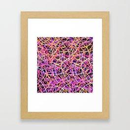 Informel Art Abstract G74 Framed Art Print