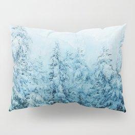 Winter Forest Pillow Sham
