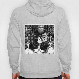 asc 935 - Les psychopompes (Evocation of the spirit of a murdered sybarite) Hoody