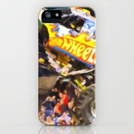 Team Hot Wheels Firestrom iPhone Case