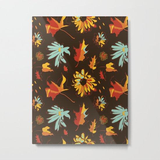 Fall/Autumn Metal Print