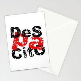Des pa cito, Despacito Stationery Cards