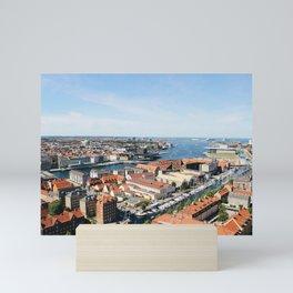 View of Copenhagen Mini Art Print