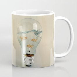 IDEAS AND GOLDFISH 03 Coffee Mug