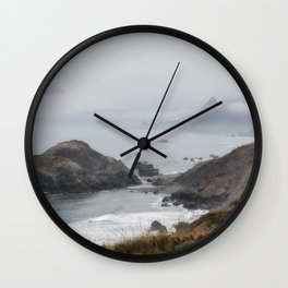 Into the Pale Wall Clock