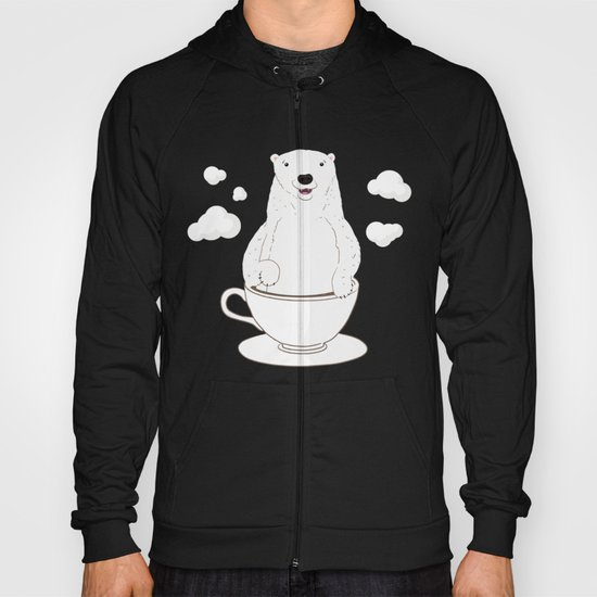 Take a Cup of Bear Hoody