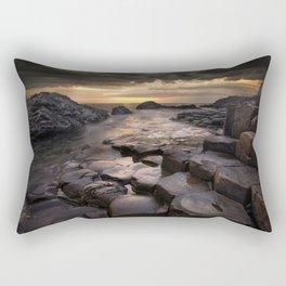 The Giant's Causeway, County Antrim, Northern Ireland Rectangular Pillow