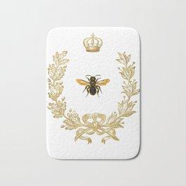Queen Bee Bath Mat