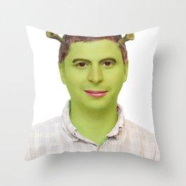 Chreka, Throw Pillow