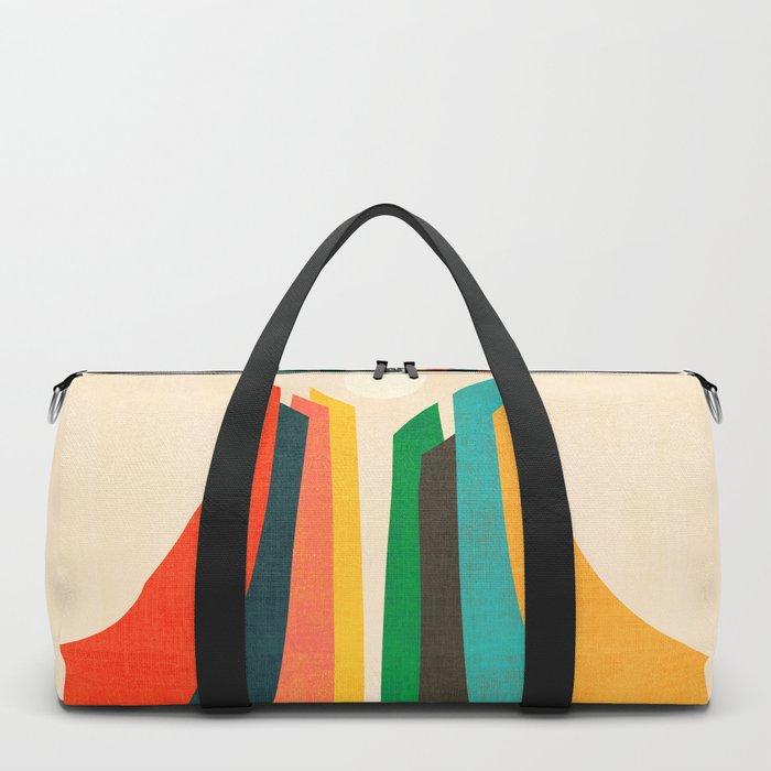 Skyscraper Duffle Bag