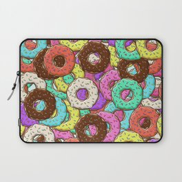 so many donuts Laptop Sleeve