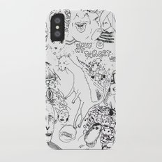 Unitled (180) iPhone X Slim Case