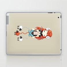Knitting Meditation 2 Laptop & iPad Skin