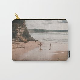 Bali - Uluwatu - Surfing - Indonesia - Travel - Tradition. Little sweet moments. Carry-All Pouch