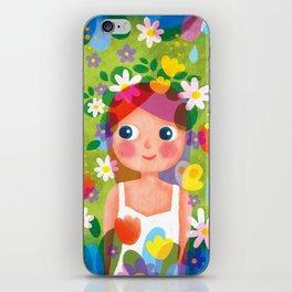 Hello Spring! iPhone Skin