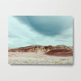 Painted hills-Oregon Metal Print