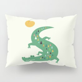 Sunbathing Pillow Sham
