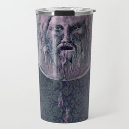 bocca della verita - vintage Travel Mug