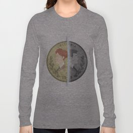 Heads or Tails ? Long Sleeve T-shirt