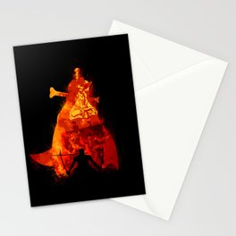 The Swordsmen Mihawk and Pirate Hunter Stationery Cards