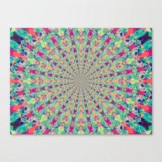 Colour Jackpot Canvas Print