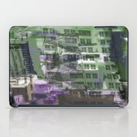 houston iPad Cases featuring Downtown Houston by TheBigBear