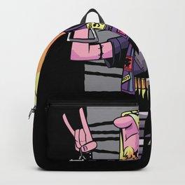 Heavy Metal Triangle Backpack