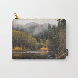 Salmon River I Carry-All Pouch