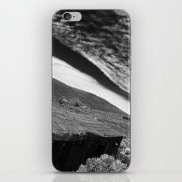 Mining town iPhone Skin