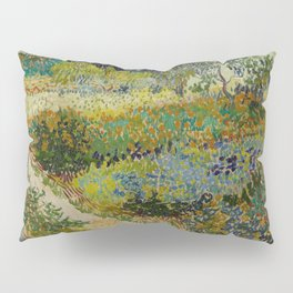 Garden at Arles Pillow Sham