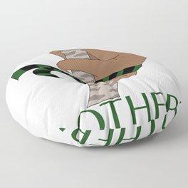 Slotherin Floor Pillow
