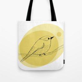warbler Tote Bag