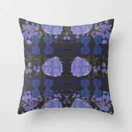 BASIC BOUGAINVILLEA II Throw Pillow