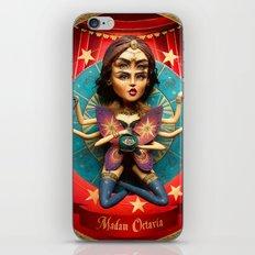 Madam Octavia  iPhone & iPod Skin