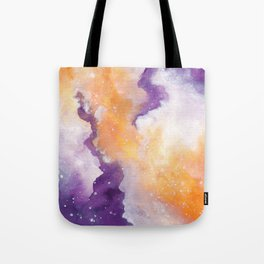 Spooky Galaxy Tote Bag