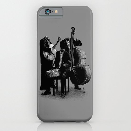The Invisibles (On Grey) iPhone & iPod Case