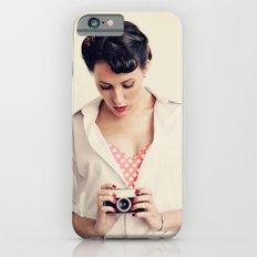 Vintage Photography iPhone 6s Slim Case