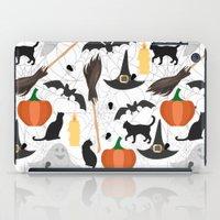 halloween iPad Cases featuring Halloween by Julia Badeeva