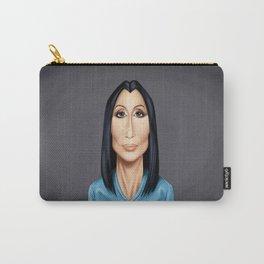Celebrity Sunday ~ Cher(Cherilyn Sarkisian) Carry-All Pouch