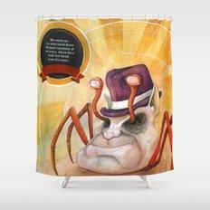I got a new shell Shower Curtain