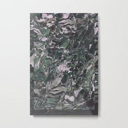 Camo 04 Metal Print