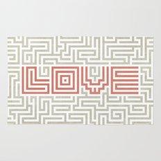 Love game Rug
